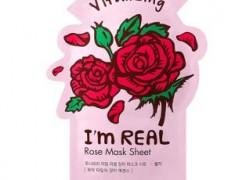 I'm Real Sheet Mask Rose Review