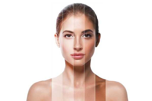 Identify Your Skin Tone