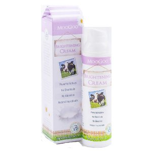 MooGoo Brightening Cream