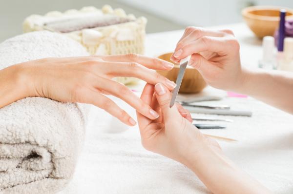 Nail File To Remove Acrylic Nails
