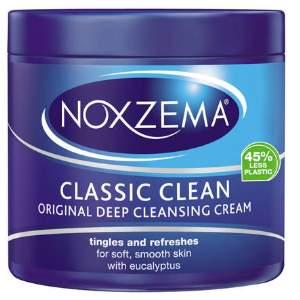 Noxzema Original Cleansing Cream Review