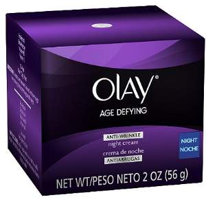 Olay Age Defying Night Cream Review