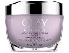 OLAY REGENERIST NIGHT RECOVERY CREAM REVIEW