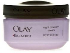 Olay Regenerist Night Recovery Cream Review