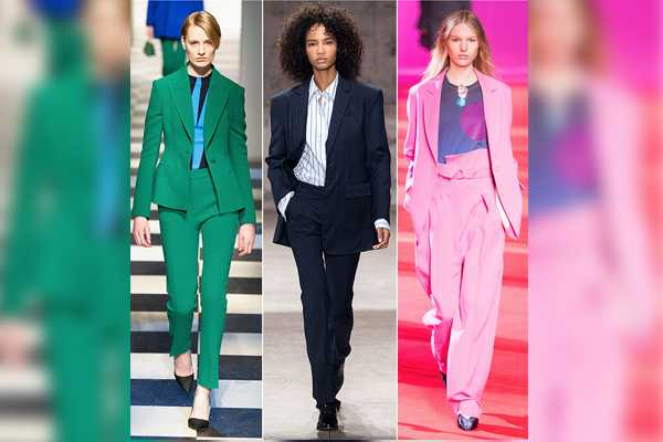 Pantsuit For Fall