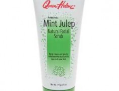 Queen Helene Mint Julep Natural Facial Scrub Review
