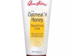 Queen Helene Oatmeal N' Honey Natural Facial Scrub Review