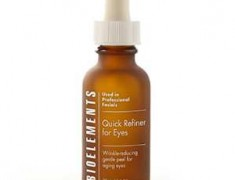 BIOELEMENTS QUICK REFINER FOR EYES REVIEW