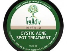 TreeActiv Cystic Acne Spot Treatment Review