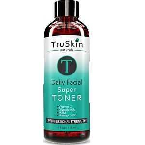 TruSkin Daily Facial Toner Review