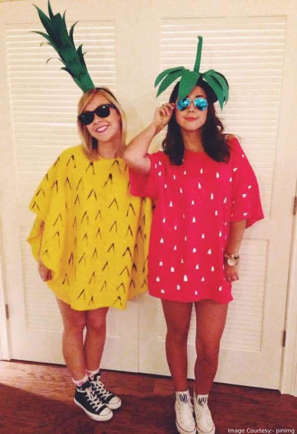Twins Halloween Costume