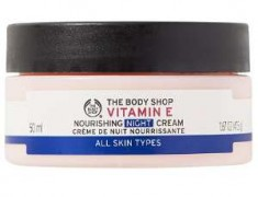 The Body Shop Vitamin E Nourishing Night Cream Review