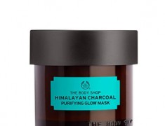 The Body Shop HIMALAYAN CHARCOAL PURIFYING GLOW MASK  Review