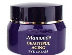 Mamonde Beautiful Aging Eye Cream Review