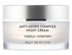 Merle Norman Anti-Aging Complex Night Cream Review