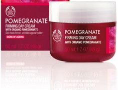 The Body Shop Pomegranate Firming Day Cream Review