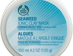 THE BODY SHOP SEAWEED IONIC CLAY MASK REVIEW