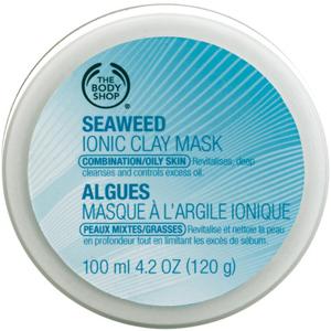 Seaweed Ionic Clay Mask