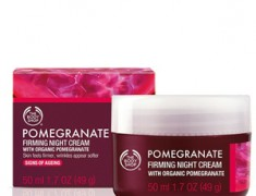 The Body Shop Pomegranate Firming Night Cream Review
