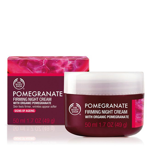 Pomegranate Firming Night Cream Review