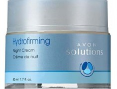Avon Hydrofirming Night Cream Review