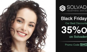 Solvaderm's Best Black Friday Deals 2017: Skin Care Sale Is Here