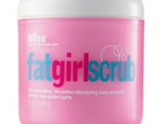 Bliss Fatgirl Scrub Review