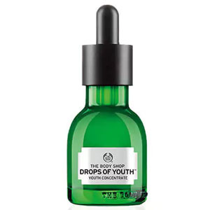 The Body Shop Drops Of Youth,youth Concentrate