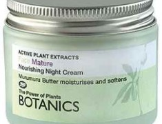 BOOTS BOTANICS MATURE NOURISHING NIGHT CREAM REVIEW