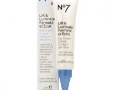 Boots No7 Lift & Luminate Eye Cream Review