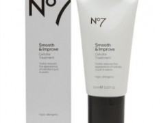 Boots No7 Smooth & Improve Cellulite Treatment Review