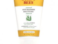 Burt's Bees Anti-Blemish Pore Refining Scrub Review