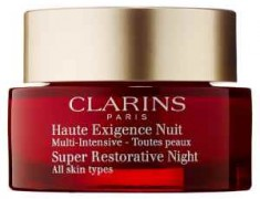 Clarins Super Restorative Night Cream Review