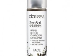 ClariSEA Rapid Detox Charcoal Exfoliant Review