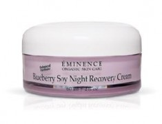 Eminence Blueberry Soy Night Recovery Cream Review