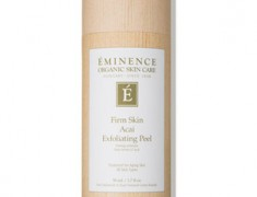 EMINENCE FIRM SKIN ACAI EXFOLIATING PEEL REVIEW