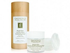 Eminence Bright Skin Licorice Root Exfoliating Peel Review