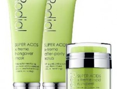 RODIAL SUPER ACIDS 3 STEP AT HOME PEEL REVIEW