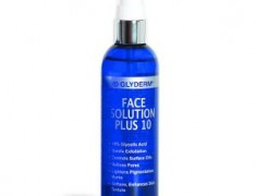 GLYDERM FACE SOLUTION PLUS 10 REVIEW