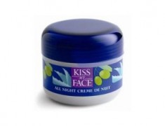 Kiss My Face Natural Face Care – All Night Crème Review