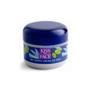 Kiss My Face Natural Face Care - All Night Crèm