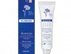 Klorane BB Eye Cream with Soothing Cornflower Review