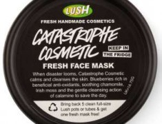 LUSH Catastrophe Cosmetic Fresh Face Mask Review