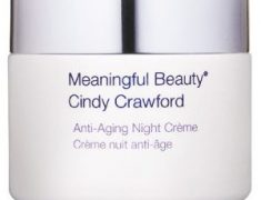 MEANINGFUL BEAUTY CINDY CRAWFORD