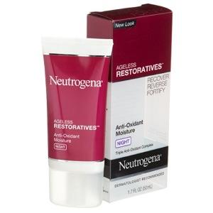 Neutrogena Ageless Restoratives Anti-Oxidant Eye Cream