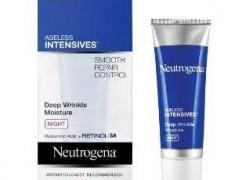 Neutrogena Ageless Intensives Deep Wrinkle Moisturizing Night Cream Review