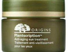 ORIGINS PLANTSCRIPTION™ ANTI-AGING EYE TREATMENT REVIEW
