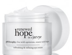 RENEWED HOPE IN A JAR EYE REFRESHING & REFINING EYE CREAM REVIEW