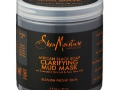 SheaMoisture African Black Soap Clarifying Mud Mask Review