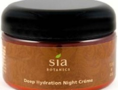 Sia Deep Hydration Night Cream Review